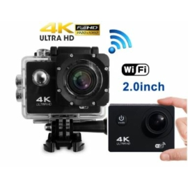 Akciókamera SPORTS Cam  4K WiFi