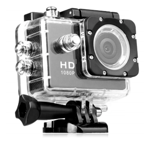 Akciókamera SPORTS Cam 1080 Full HD