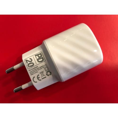 USB C  Töltő Adapter 3 A 20 W  (utángyártott)