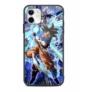 Kép 2/3 - Iphone Dragon Ball mintás, fekete szilikon tok